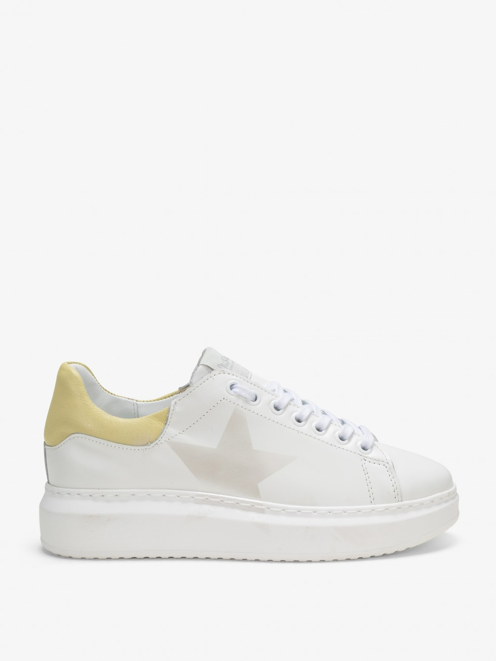 sneakers-con-plateau-bianche-angel-seventies-yellow-madreperla-stella