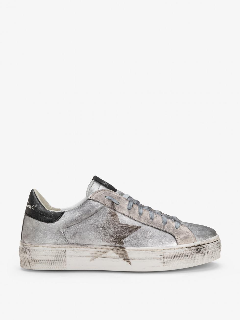 sneakers-in-pelle-donna-martini-vintage-silver-stella